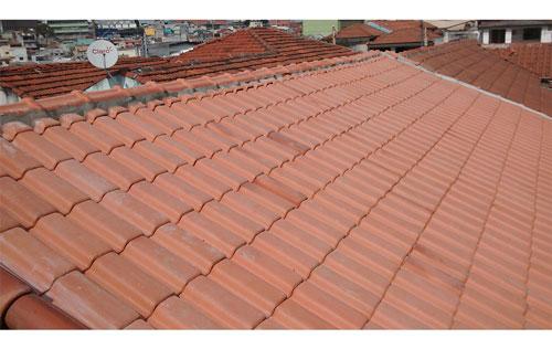 Reforma de telhados e coberturas no Ipiranga