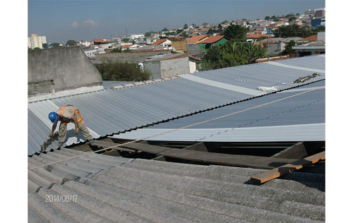 Empresa de telhados em São Caetano