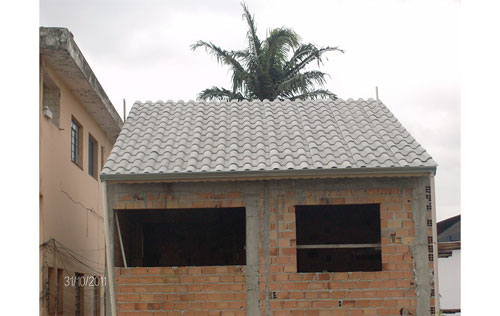 Empresa de telhados no Sacomã