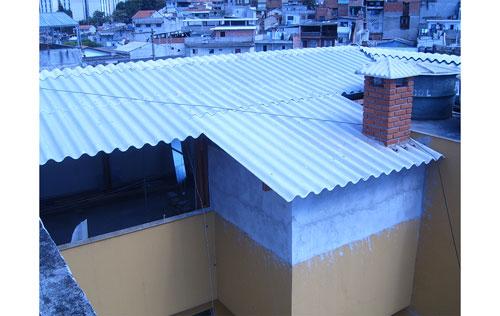 Reforma de telhados e coberturas no Cambuci