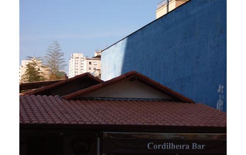 Telhados e coberturas na Vila Celeste